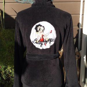 Betty Boop Robe
